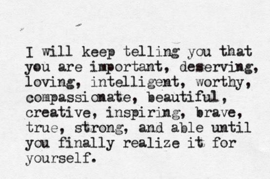 ways to start loving yourself